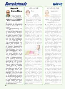 Die Ganze Woche - Dr. Clemens Ghawidel-Müller